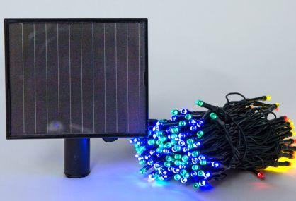 ソーラータイプのイルミネーション