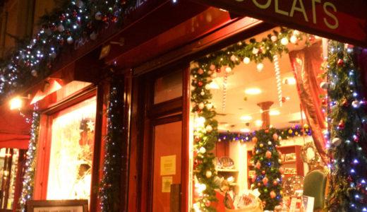 お店にイルミネーションライトを装飾しよう!